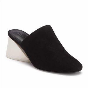Mercedes Castillo Abai Leather Mule NWT